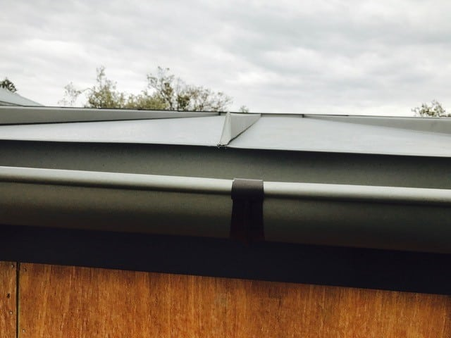 Standing Seam - Snap Lock Roof Wamberal NSW 2