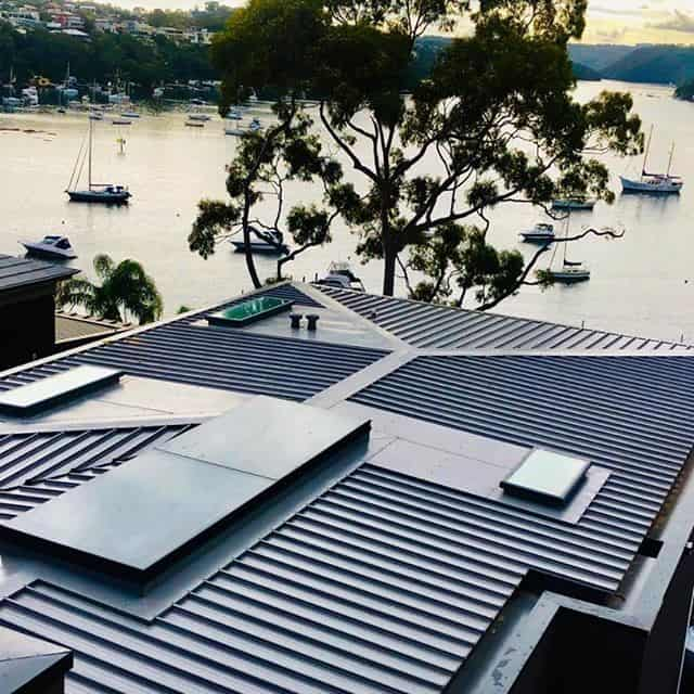 Colorbond Roofing Project Sydney, NSW